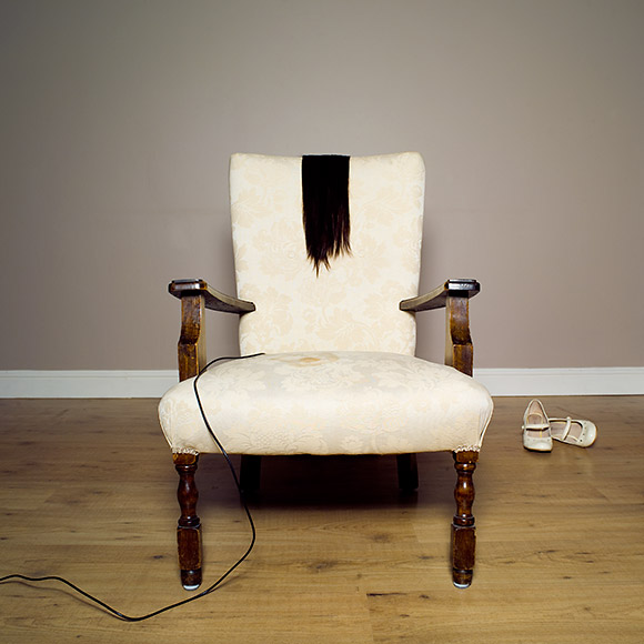 Self-Portrait with Armchair 2