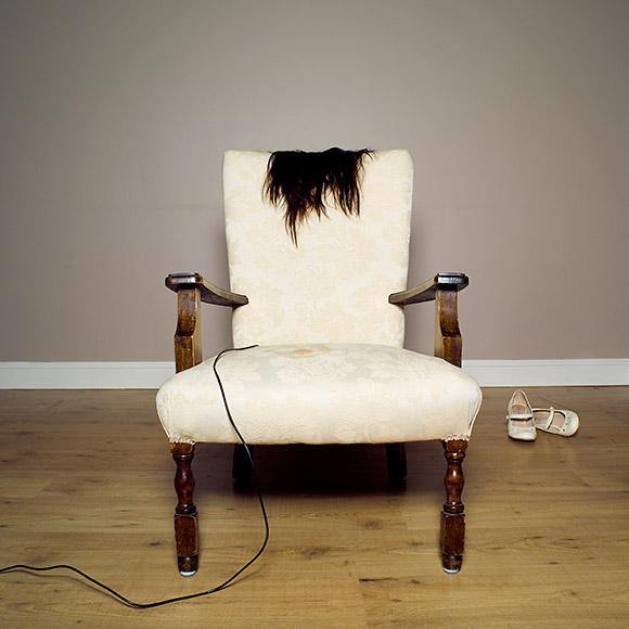 Self-Portrait with Armchair 3